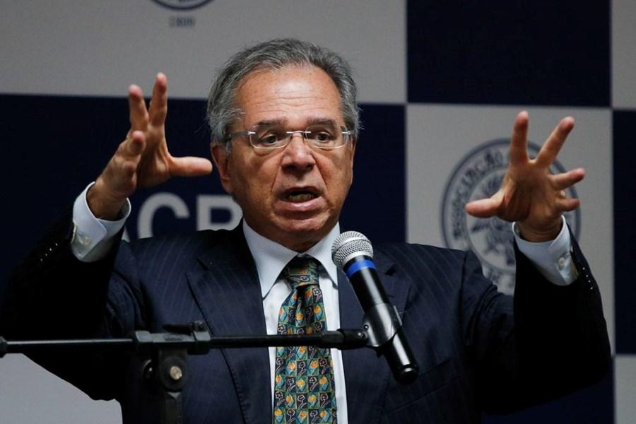 """invistaja.info - Guedes faz críticas a """"ministro fura-teto"""" em negociação do Orçamento"""