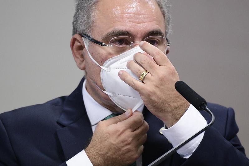 invistaja.info - Queiroga anuncia assinatura de contrato com Pfizer para 100 milhões de doses de vacinas