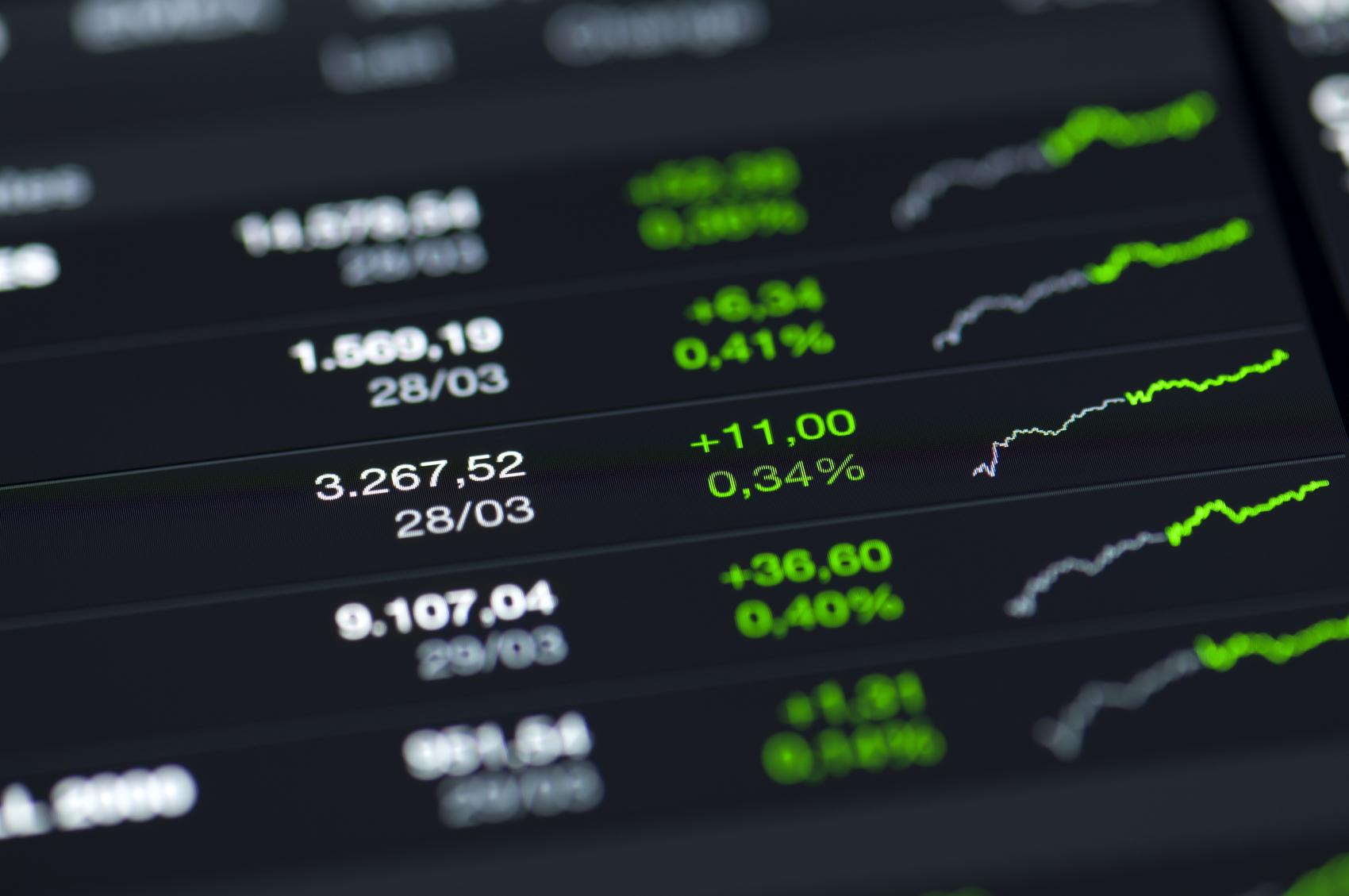 invistaja.info - Ibovespa sobe seguindo Wall Street após fala de dirigente do Fed; dólar cai para mínima em um ano