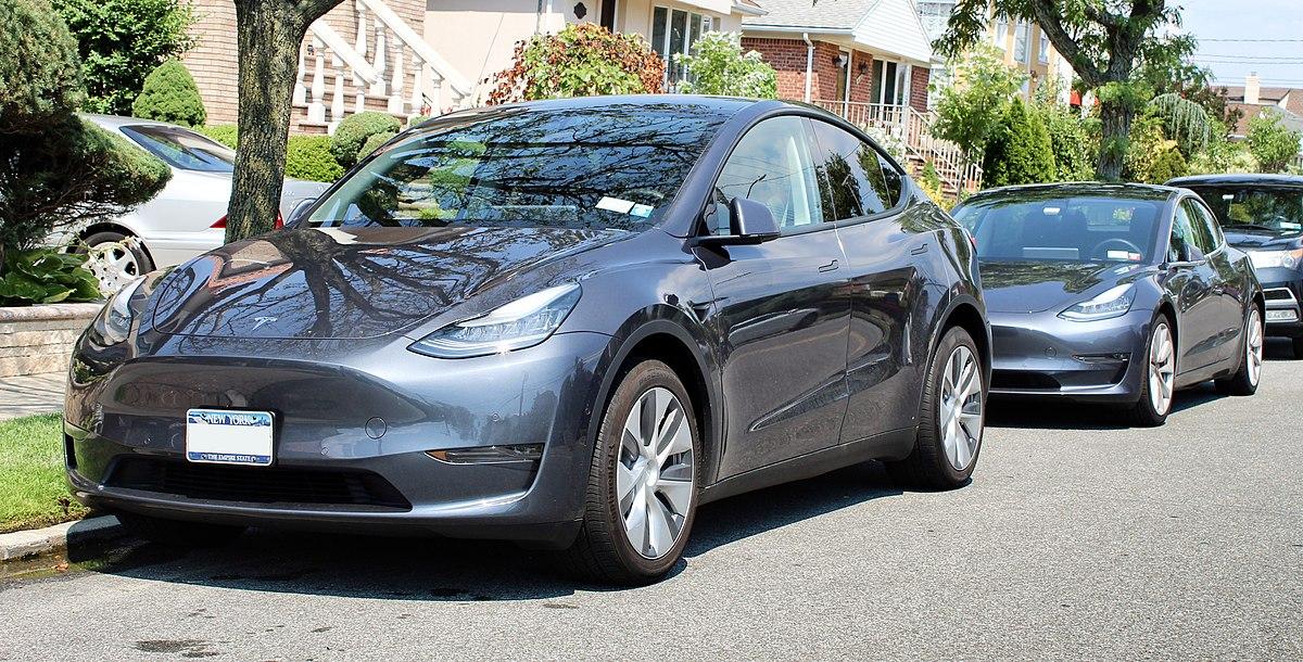 invistaja.info - Vendas de veículos elétricos nos EUA mais do que dobram no 1º semestre de 2021