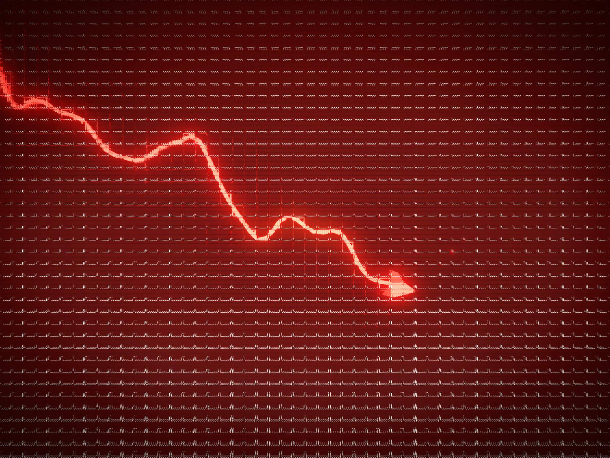 invistaja.info - Ibovespa tem queda de mais de 1% com investidores de olho em Brasília; dólar e DIs sobem